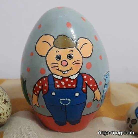 قشنگ ترین رنگ آمیزی تخم مرغ