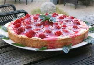 طرز تهیه کیک فرانسوی