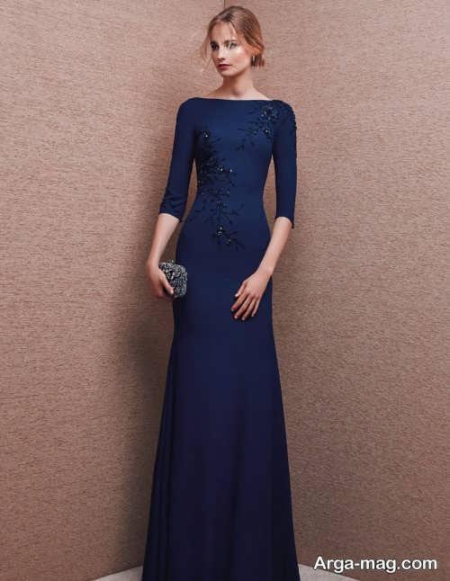 لباس مجلسی دخترانه بلند