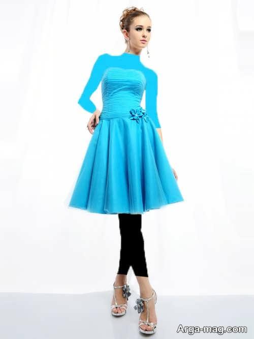 مدل لباس مجلسی دخترانه شیک و زیبا