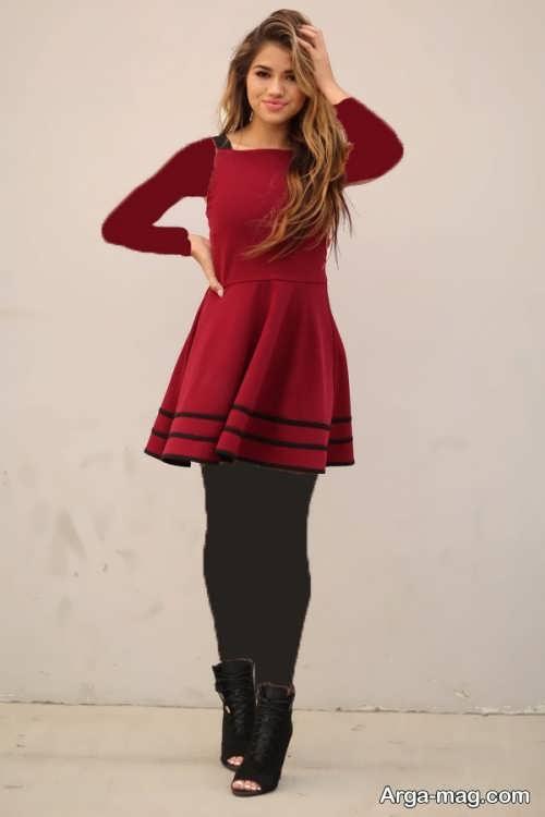 مدل لباس مجلسی کوتاه و زیبا