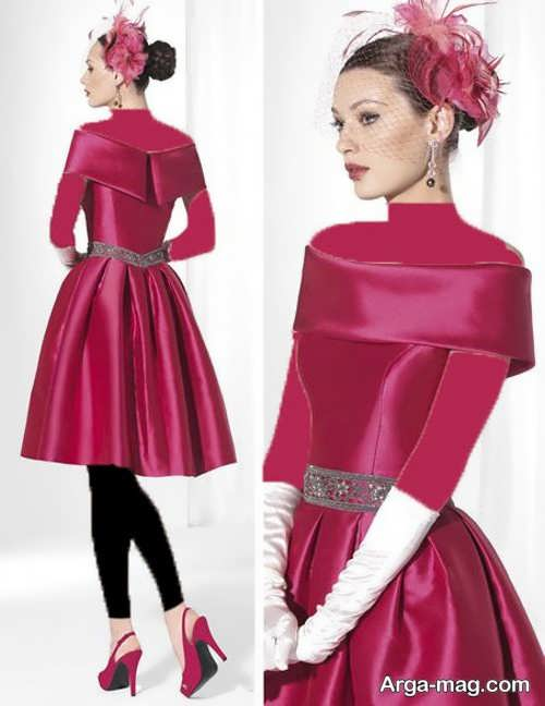 مدل لباس مجلسی شیک و زیبا دخترانه