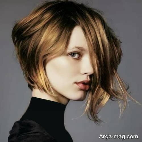مدل مو دخترانه زیبا و جذاب