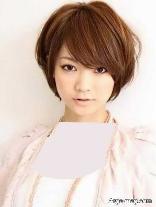 مدل موی زیبا و جدید کوتاه