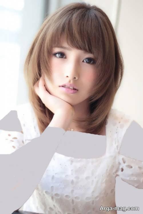 مدل مو کوتاه و زیبا