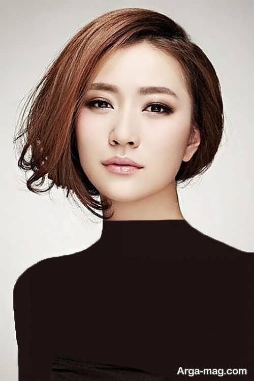 مدل موی کوتاه و جدید دخترانه