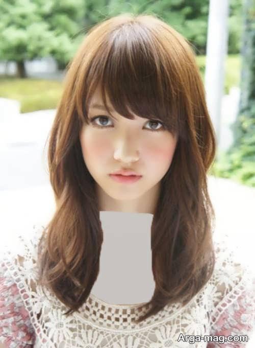 مدل موی بلند و زیبا دخترانه