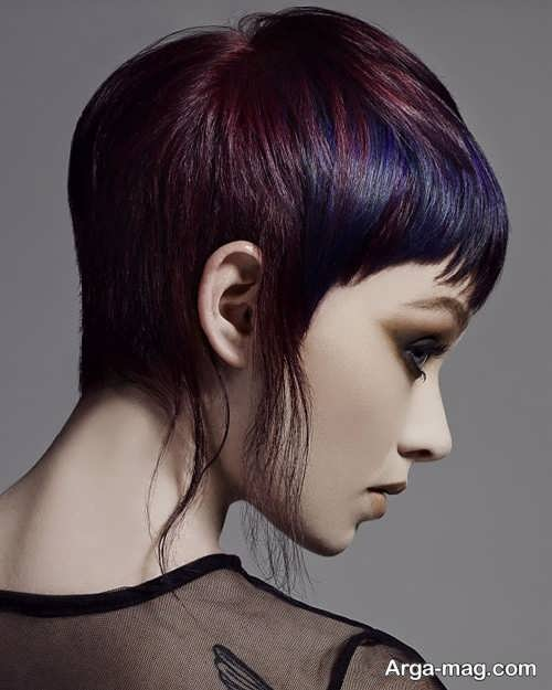 مدل موی کوتاه و جذاب دخترانه
