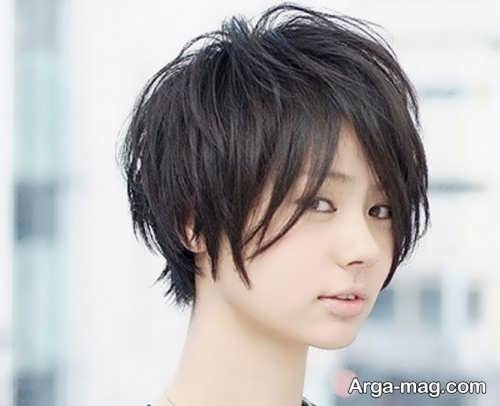 مدل موی کوتاه کره ای