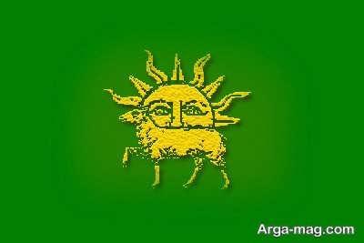 پرچم شاه طهماسب