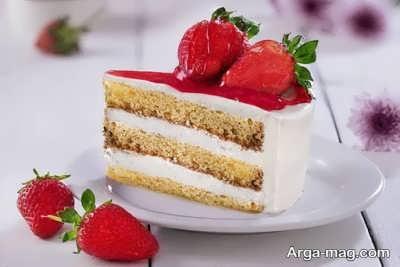 آموزش طرز تهیه کیک فرانسوی
