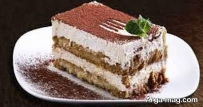 شیوه تهیه کیک فرانسوی خوشمزه