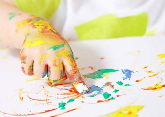 فلسفه روانشناسی رنگ در کودکان چیست؟