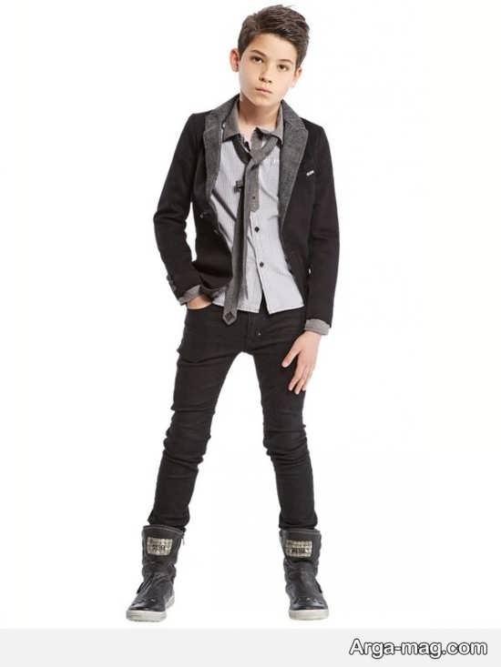 مدل لباس نوجوان پسرانه شیک و جذاب برای فصول مختلف سال