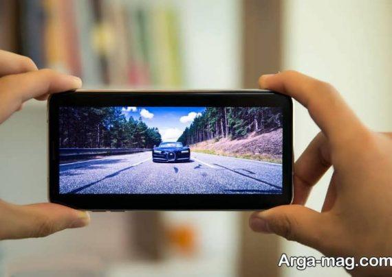 عرضه ال جی جی 7 با دو پنل LCD و اولد