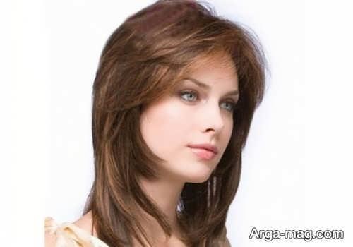 تصاویر مدل موی بلند