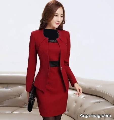 مدل کت و سارافون کره ای جدید