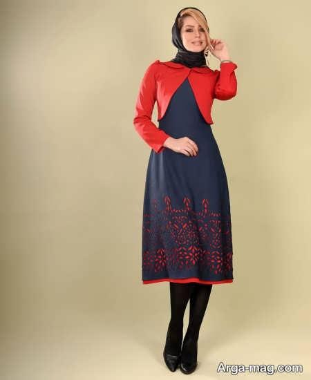 مدل کت سارافون زنانه مجلسی