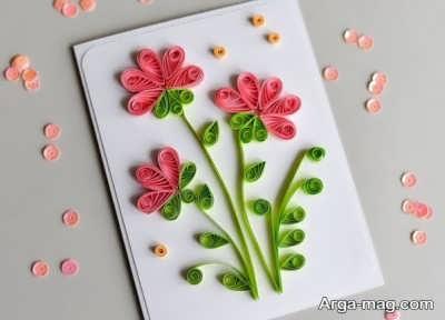ایده های زیبای ساخت کارت تبریک عید نوروز