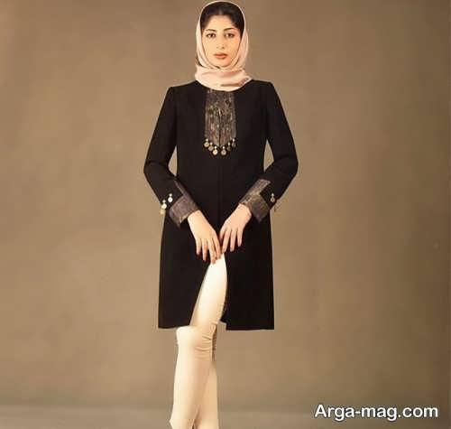 مدل مانتوی عید