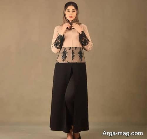 مدل مانتو برای عید 97 زنانه
