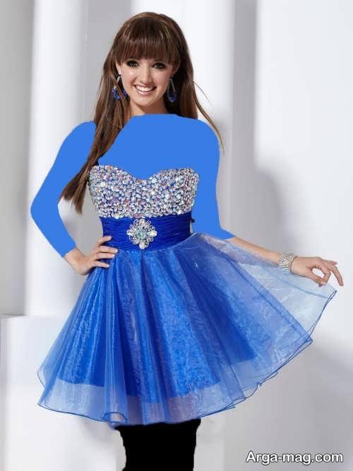 مدل لباس کار شده