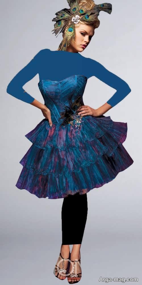 مدل لباس زیبا برای مراسم عقد