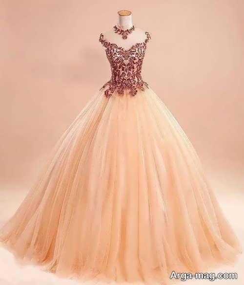 مدل لباس عقد زیبا و جدید