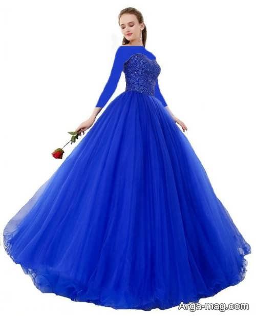 مدل لباس عقد پرنسسی