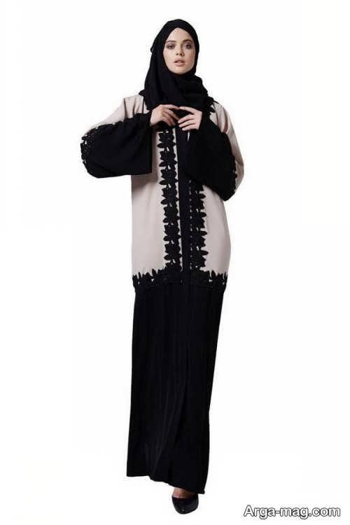 مدل مانتو گیپور بلند زنانه