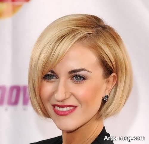 براشینگ مو کوتاه و زیبا