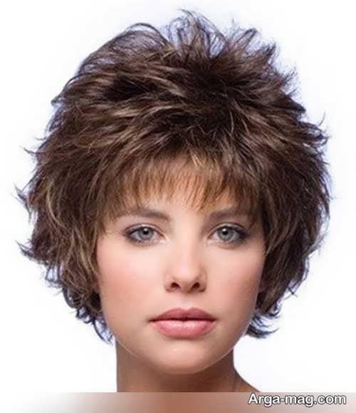 مدل سشوار برای موی کوتاه زنانه