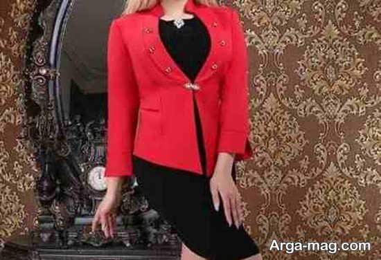 ۳۰ مدل کت سارافون مجلسی زنانه و دخترانه فوق العاده شیک
