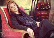 عکس های تازه منتشر شده از نسرین مقانلو در کلینیک زیبایی