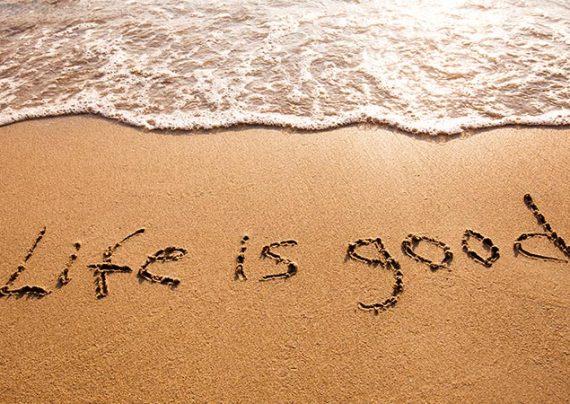 متن زیبا در مورد زندگی خوب