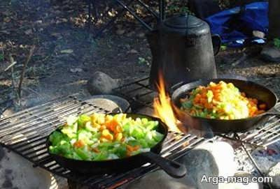 توصیه های تغذیه در سفرهای نوروزی