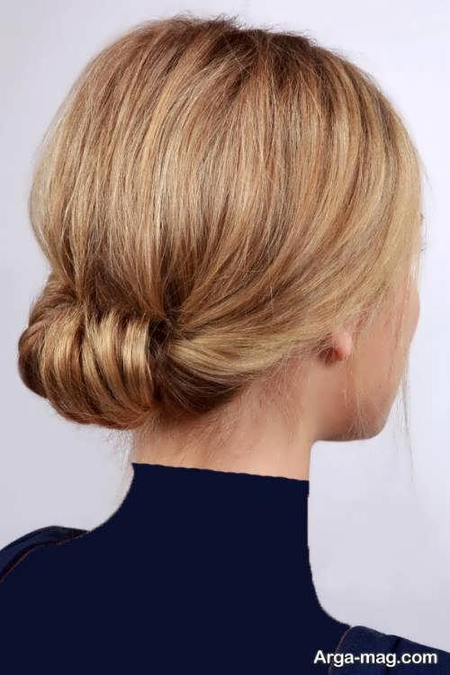 مدل موی شیک و ساده