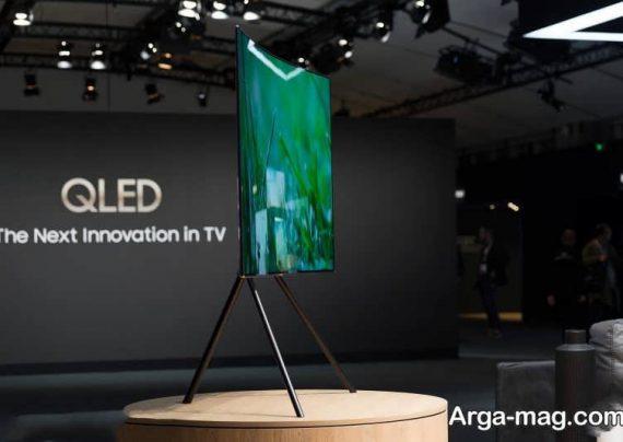 قصد سامسونگ برای فروش 1.5 میلیون تلویزیون QLED در سال جاری