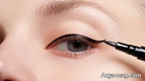 مدل خط چشم شیک و زیبا