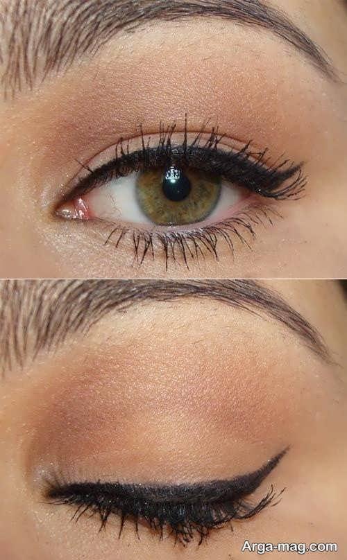 مدل خط چشم زیبا زنانه