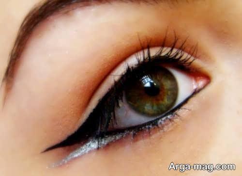 خط چشم شیک و جذاب زنانه