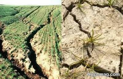 ضعیف شدن ذرات خاک