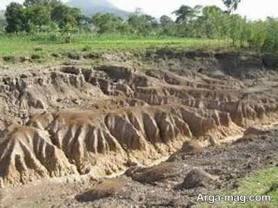 فرسودگی در خاک