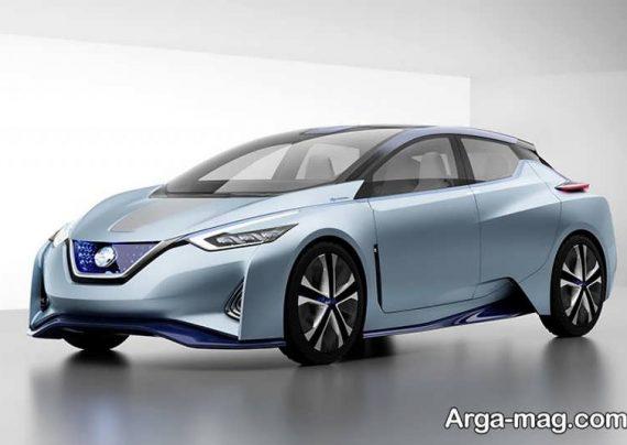 ساخت 8 خودروی تمام الکتریکی نیسان تا سال 2022