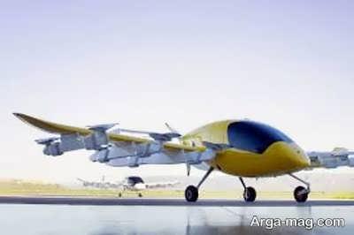 رؤیای ساخت تاکسی پرنده خودران به واقعیت پیوست