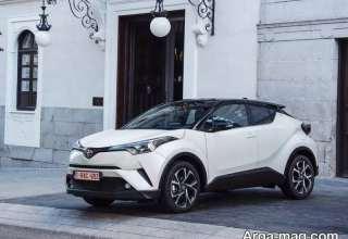 تویوتا لقب پاکترین خودروساز اروپا در سال 2017 را به خود اختصاص داد