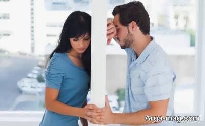 علت شیوع افسردگی در زنان بعد ازدواج