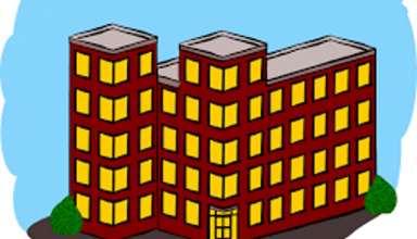 تصویری طنزآمیز از ساختمان سازی ایرانی ها
