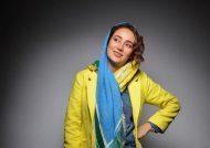 عکس های زیبای بهاره افشاری و دوستش در گل فروشی با چهره ای بسیار خندان