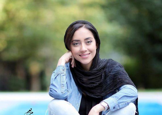 بهاره کیان افشار به مجتمع بهزیستی شهید قدوسی رفت+عکس